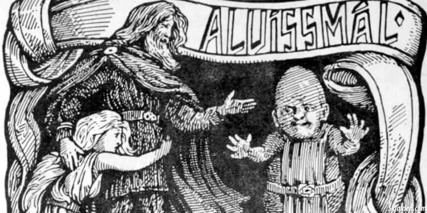 alviss-the-master-smith-norse-mythology