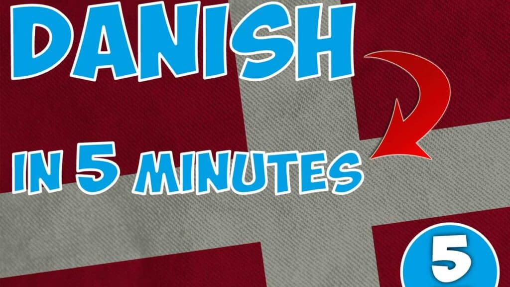 learn-danish-in-five-minutes