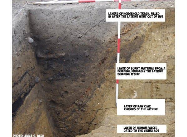 1000-Year-Old-Viking-Toilet-Discovered-In-Denmark-Stevns-Toftegård-grubehuse-architecture-museerne-anna-beck