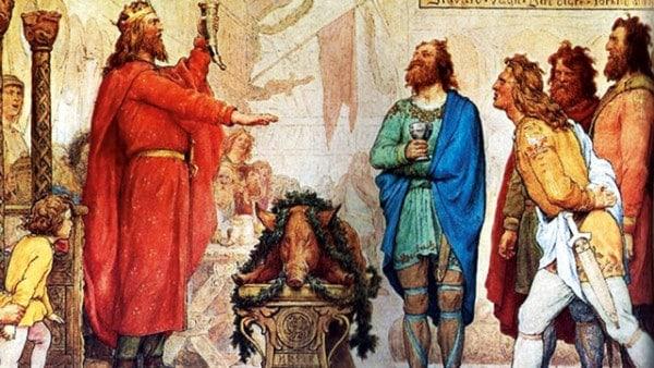 Dannevirke-Harald-Bluetooth-Thyra-Danebod-Denmark-Vikings-Viking-Wall-Hedeby