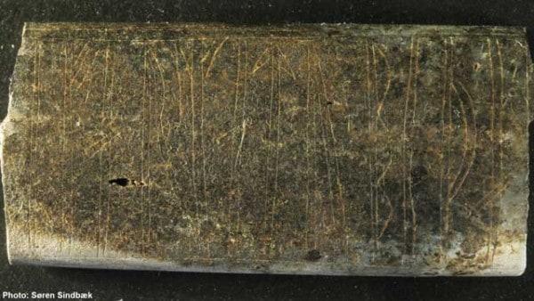 Extremely-RARE-Viking-Runes-Found-in-Denmark-ribe-vikings-vikingage