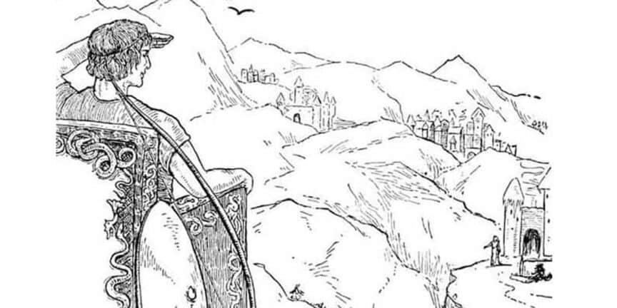 Freyr-and-the-giantess-Gerd