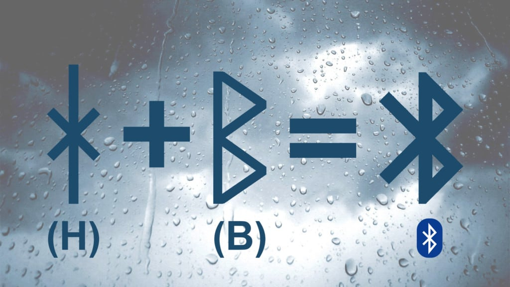 Harald-bluetooth-viking-age-codename-nickname-vikings-symbol-logo