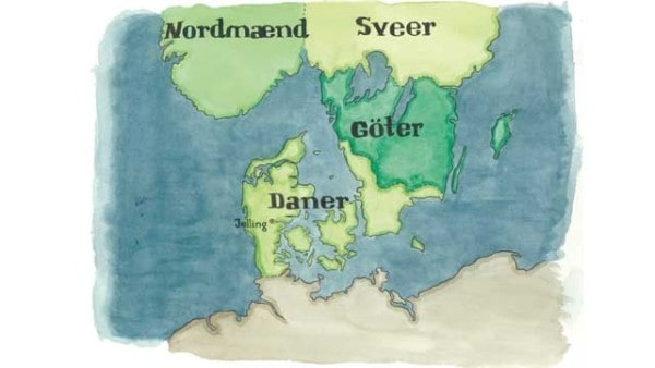 Scandinavia-danes-swedes-norwegians-norse-vikings-viking-age-vikingerne