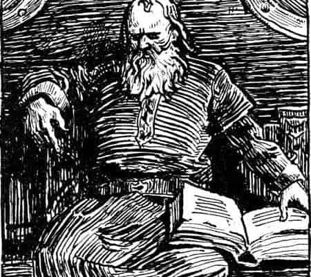 Snorri-Sturluson-iceland-eddas-norse-mythology