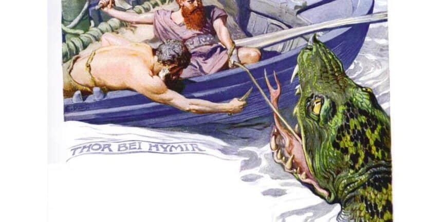Thor-goes-fishing-with-the-Giant-Hymir