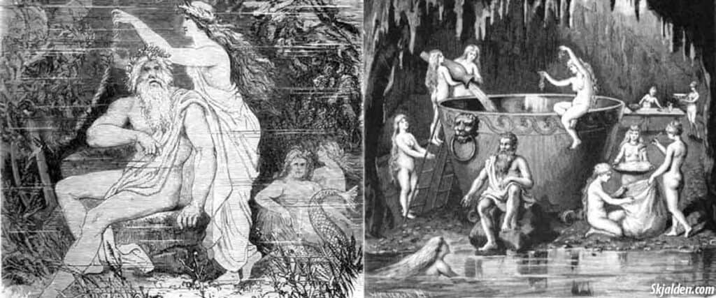 aegir-ran-daughters-norse-mythology