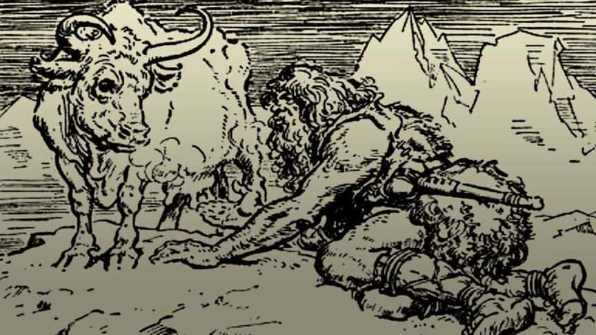 audhumbla-norse-mythology
