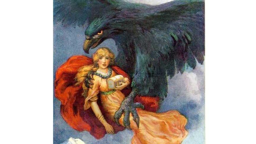 thiazi-idunn-norse-mythology