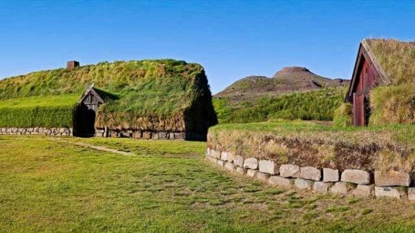 viking-house-iceland-Þjórsárdalur-valley