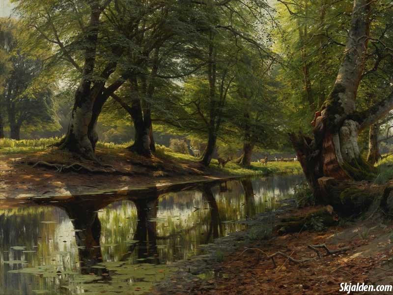alfheim-home-of-the-light-elves-norse-mythology-nine-worlds