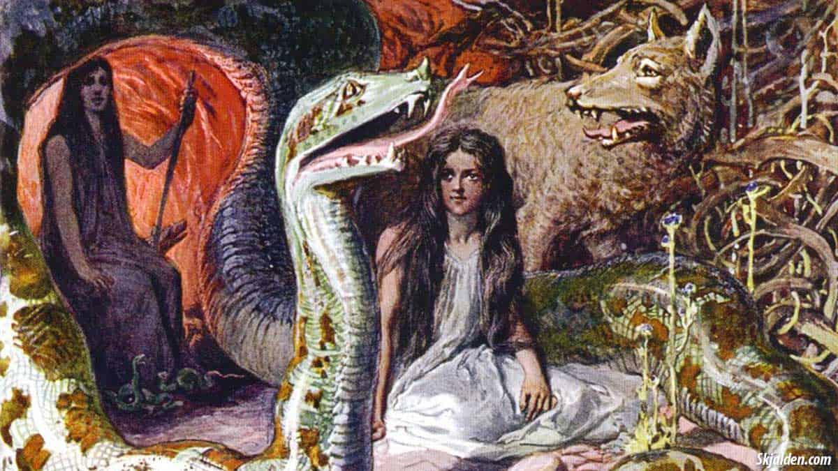 Douen (pronounced Dwen), Caribbean folklore.   Mythology