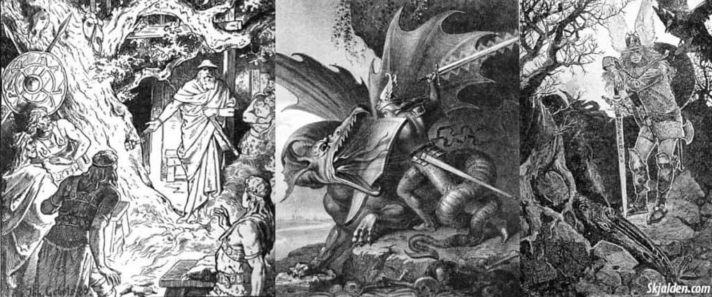 fafnir-dragon-death-norse-mythology
