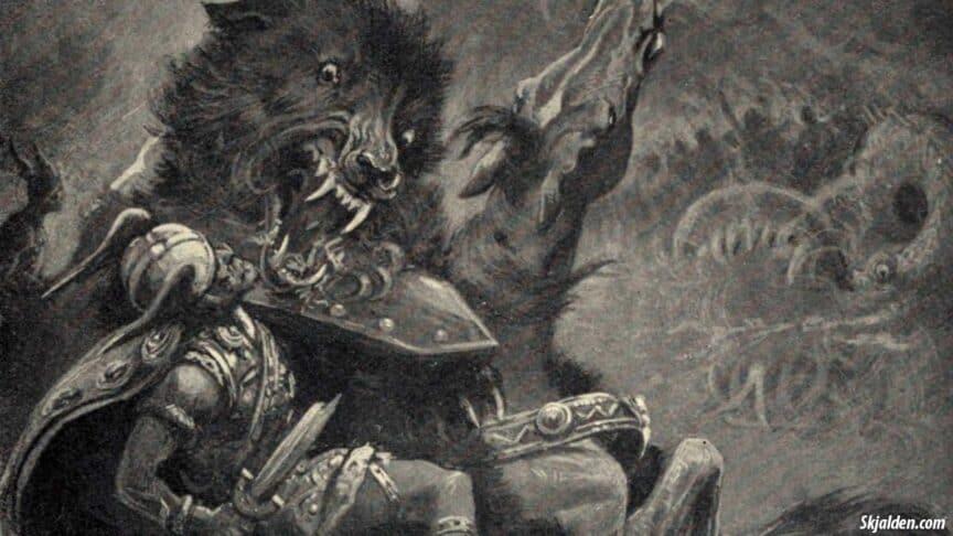 fenrir-norse-mythology