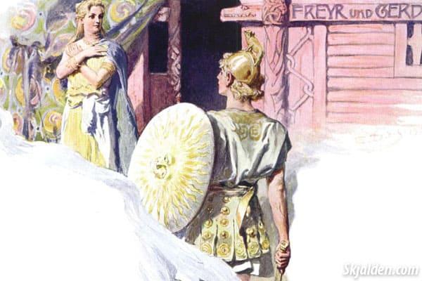 freyr-and-gerd-norse-mythology