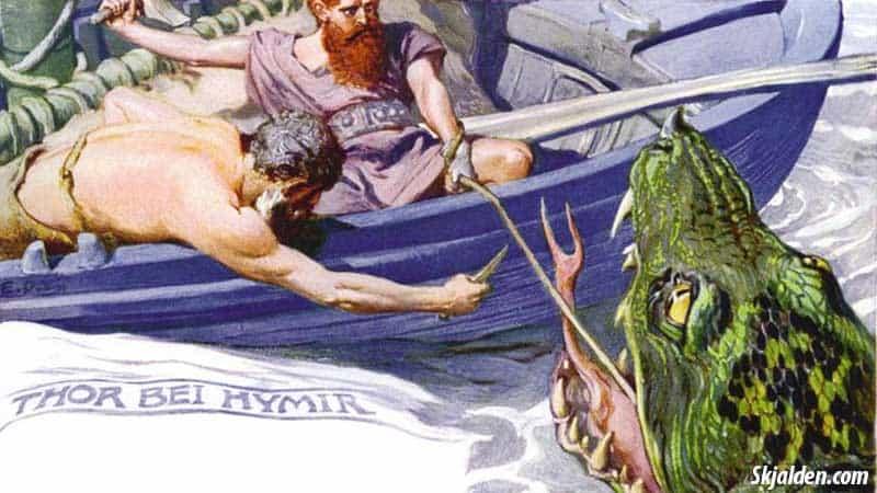 midgard-serpent-thor
