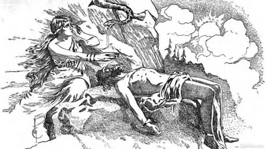 sigyn-and-loki-norse-mythology