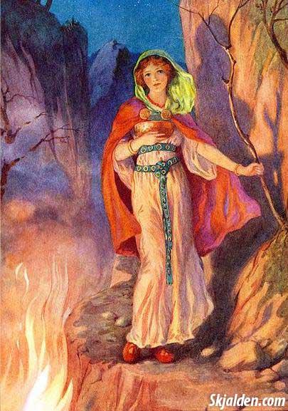 sigyn-loki-wife-norse-mythology