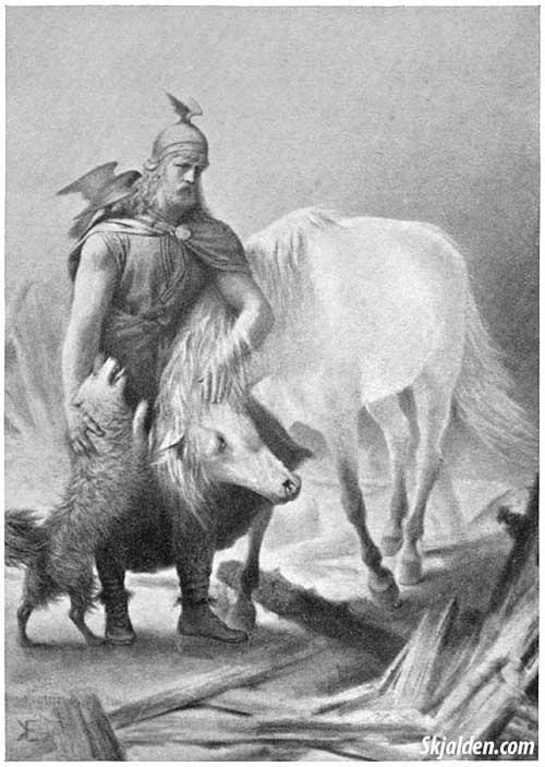 sleipnir-odin-norse-mythology