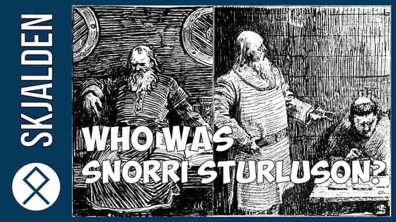 snorri-sturluson