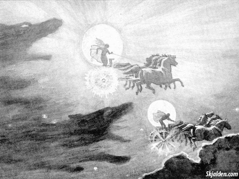 sun-moon-creation-of-the-world-norse-mythology