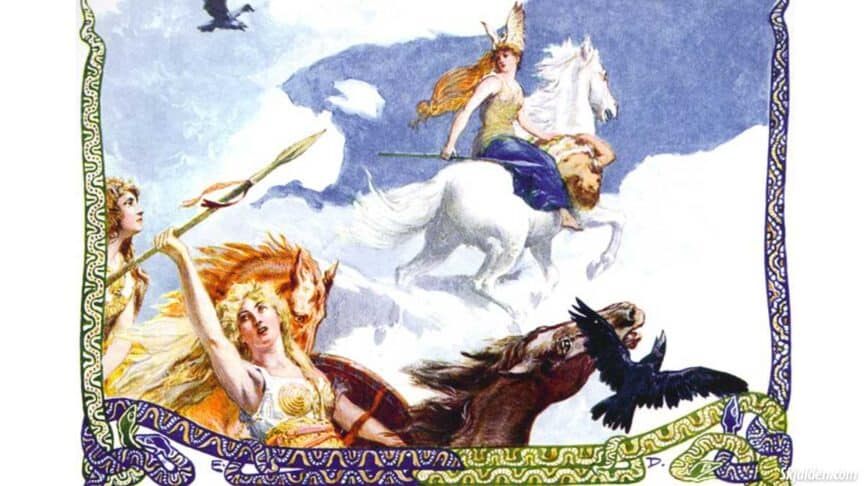 valkyries-norse-mythology