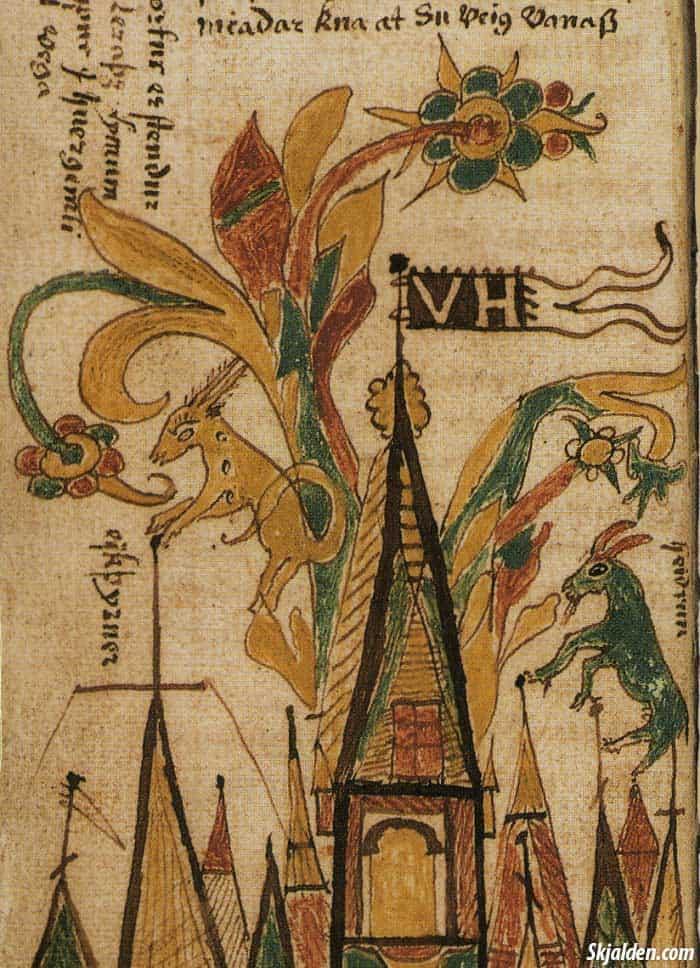 eikthyrnir-heidrun-norse-mythology