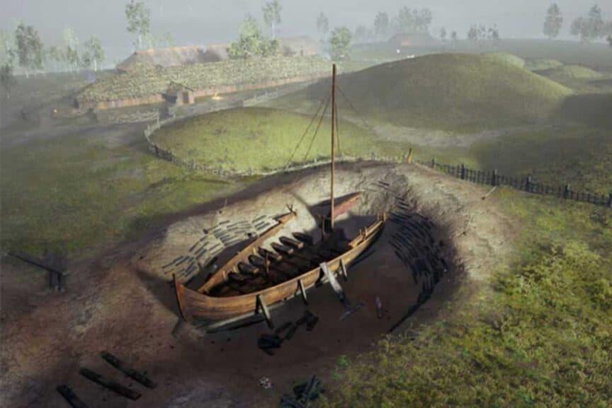 gjellestad-viking-ship
