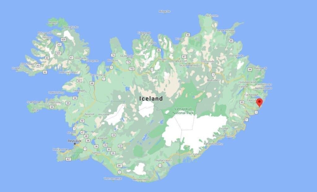 iceland-stöðvarfjörður