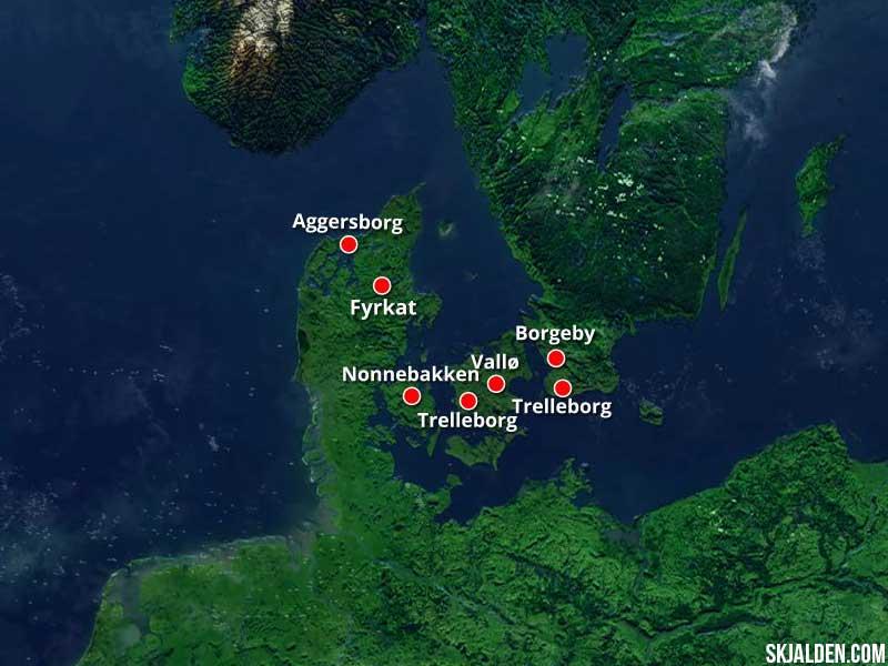 viking-fortresses-denmark