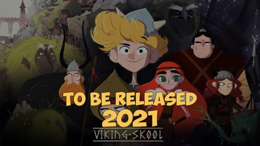 vikingskool-release-date