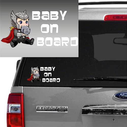 thor-baby-on-board-sticker