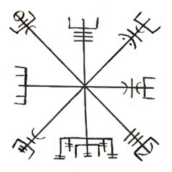 vegvisir-symbol