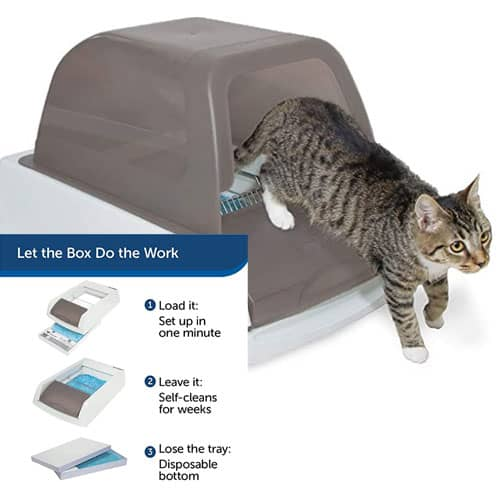 automatic-self-cleaning-hooded-cat-litter-box