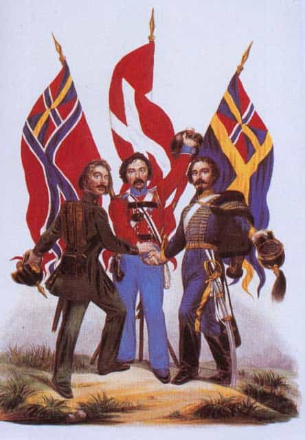 Scandinavian-countries